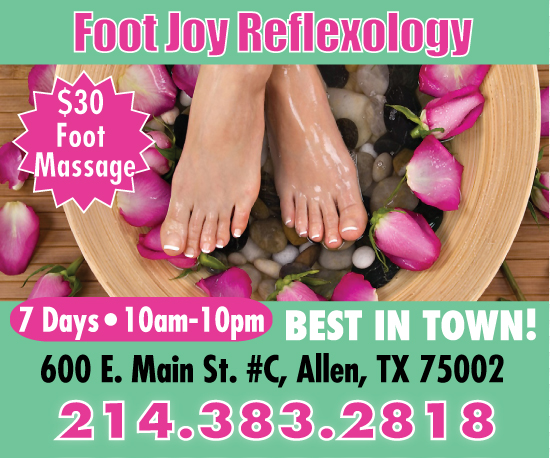 Foot Joy Reflexology