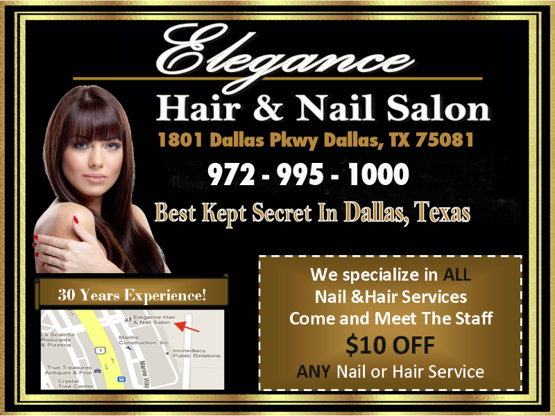 Elegance Hair & Nail Salon