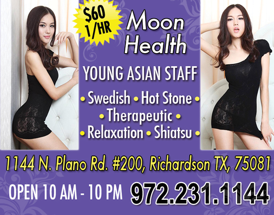 Asian Massage In Plano Texas
