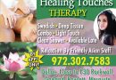 Healing Touches Therapy