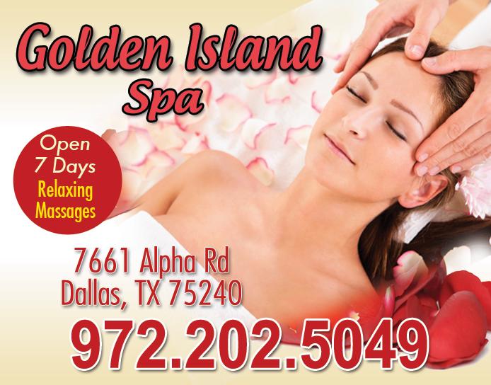 Golden Island Spa