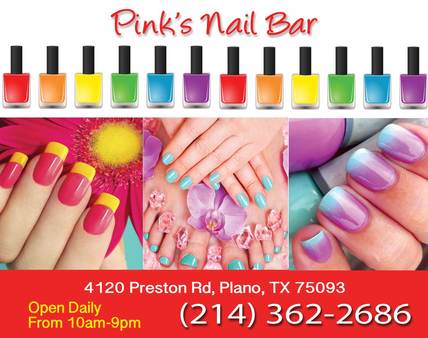 Pink's Nail Bar