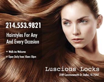 =Luscious Locks