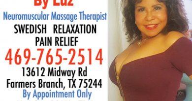 Magic Massage by Luz